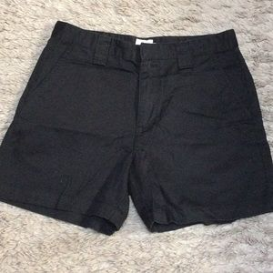 NWOT Calvin Klein High waist shorts